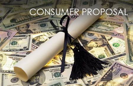 Consumer Proposal